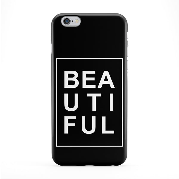 Beautiful 01 Full Wrap Protective Phone Case by LoopzArt