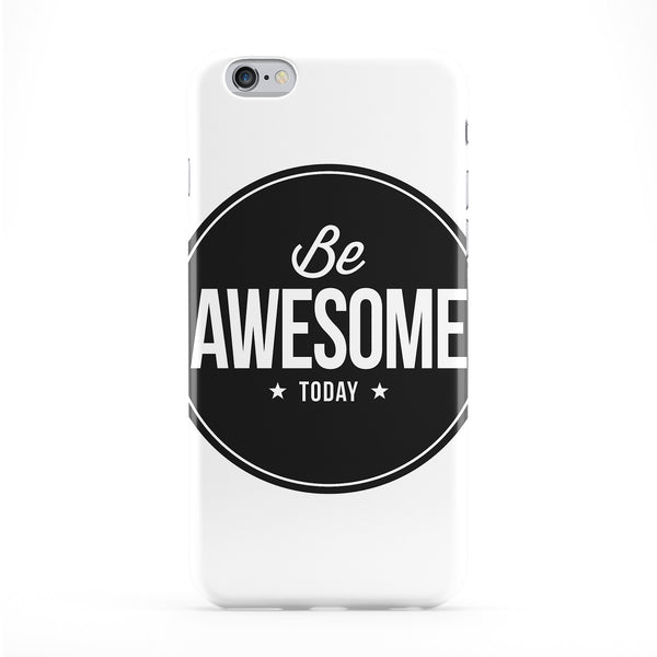 Be Awesome 01 Phone Case by LoopzArt