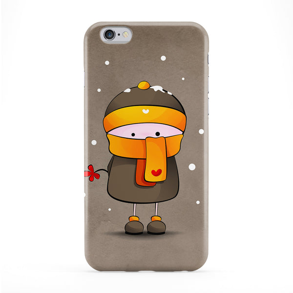 Alone in Snow Phone Case by UltraCases