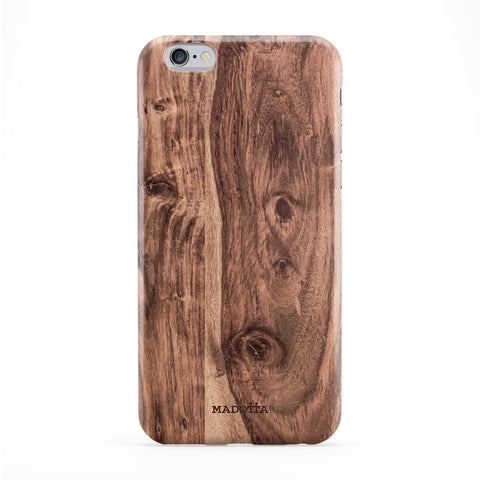 Wood Texture Full Wrap Protective Phone Case by UltraCases