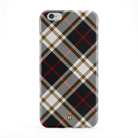 Elegant Tartan Fabric Pattern Phone Case by UltraCases