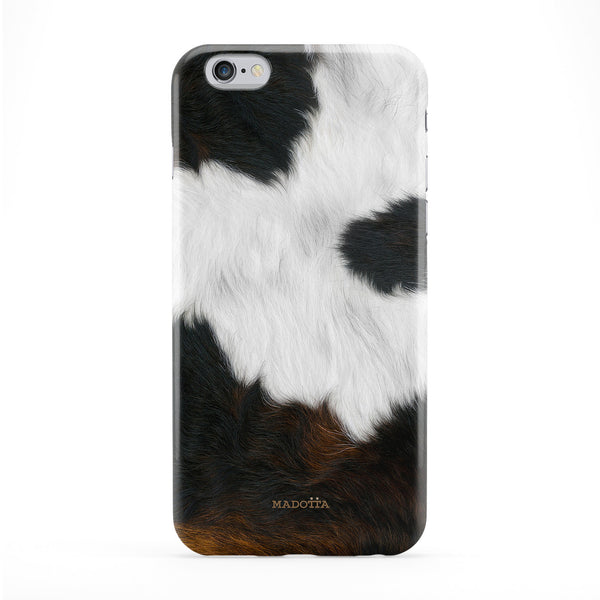 Cowhide Texture Full Wrap Protective Phone Case by UltraCases