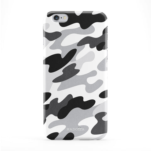 Snow Camo Pattern Phone Case by UltraCases
