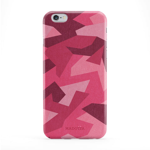 Pink Camo Pattern Phone Case by UltraCases