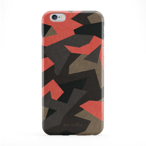Girly Camouflage Full Wrap Protective Phone Case by UltraCases