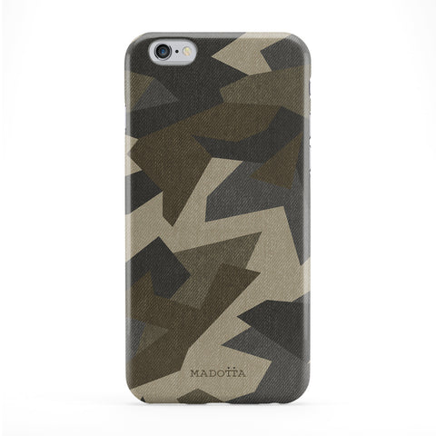 Desert Camouflage Pattern Phone Case by UltraCases