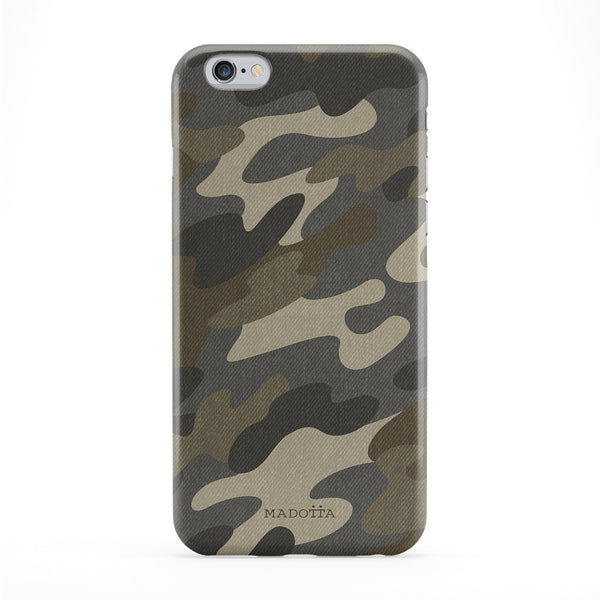 Desert Camo Full Wrap Protective Phone Case by UltraCases