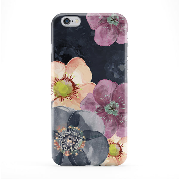 Dark Floral Pattern Phone Case by UltraCases