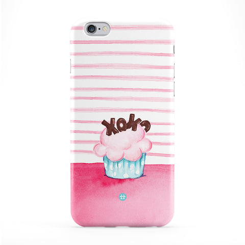 Cute Cupcake XoXo Phone Case by UltraCases