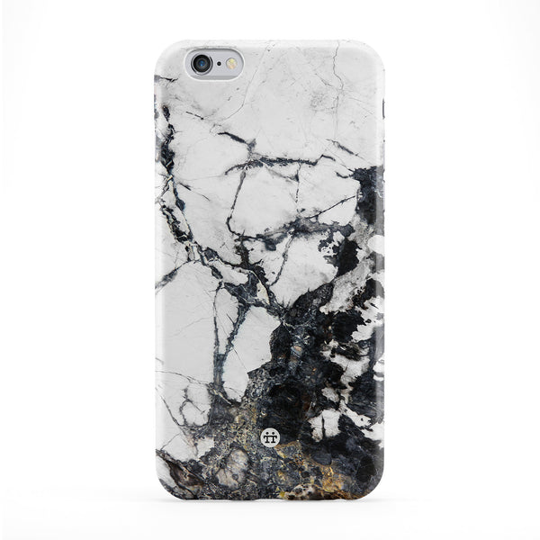 Black and White Marble Phone Case by UltraCases