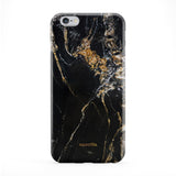 Black and Gold Marble Phone Case by UltraCases