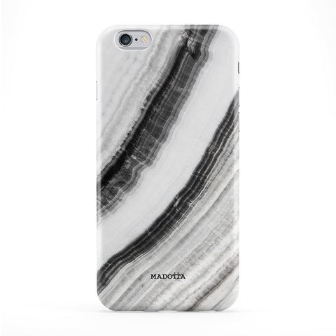 Light Shades Marble Full Wrap Protective Phone Case by UltraCases