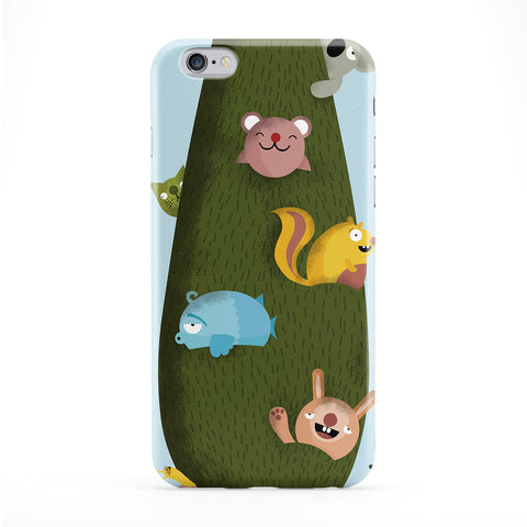 Tree Phone Case by Miki Mottes