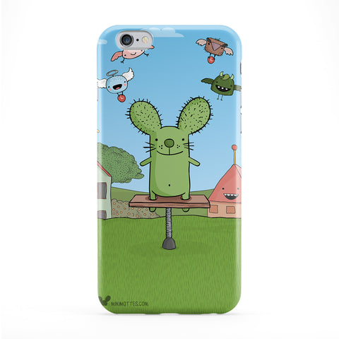 Rabtus and Cumber 01 Phone Case by Miki Mottes