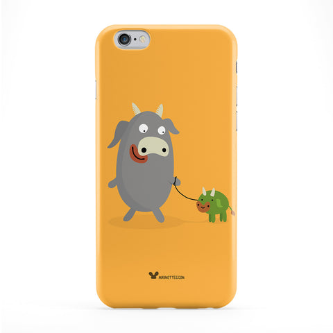 My Pet Phone Case by Miki Mottes