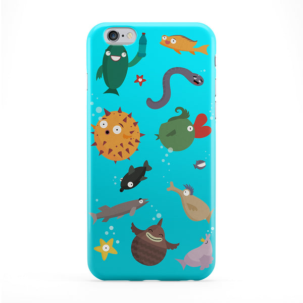 Aquarium Phone Case by Miki Mottes