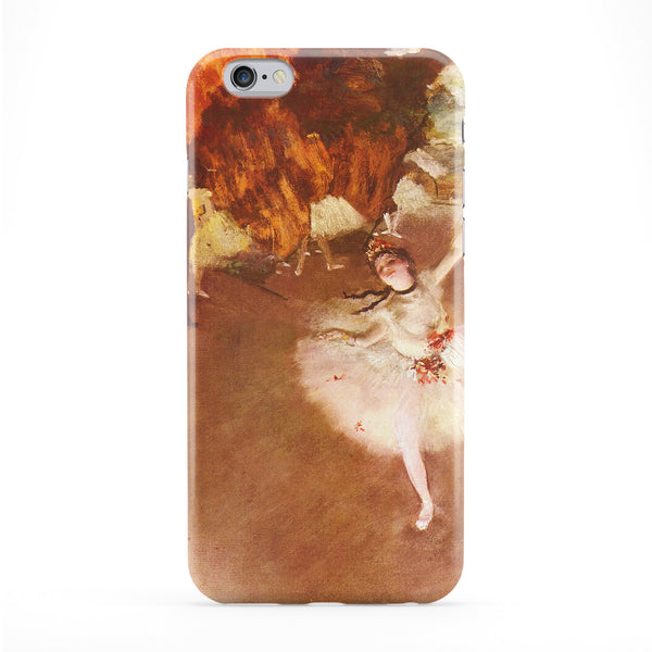 Ballerian Girl 1 by Edgar Degas Phone Case by Painting Masterpieces