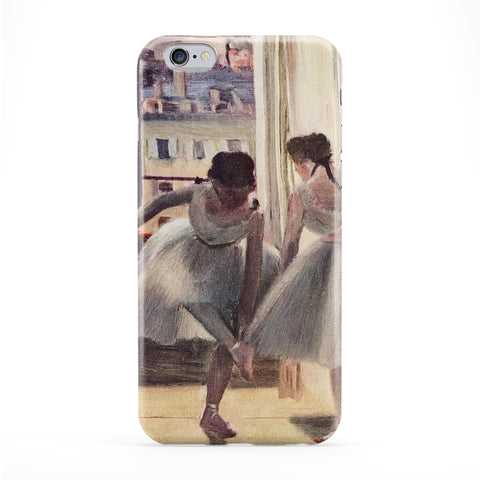 Ballerian Girl 3 by Edgar Degas Phone Case by Painting Masterpieces