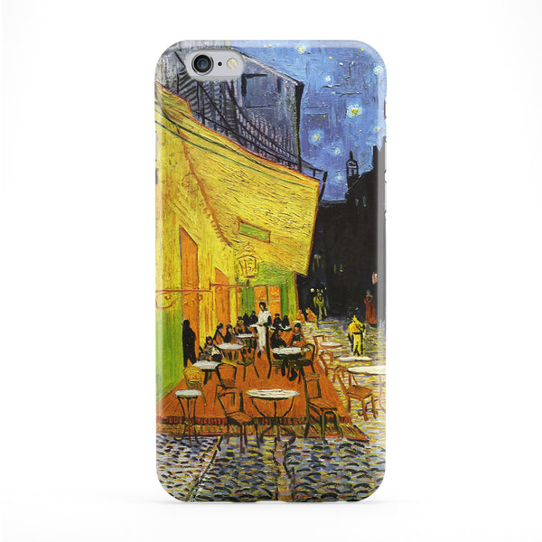 Cafe Terrace by Van Gogh Phone Case by Painting Masterpieces