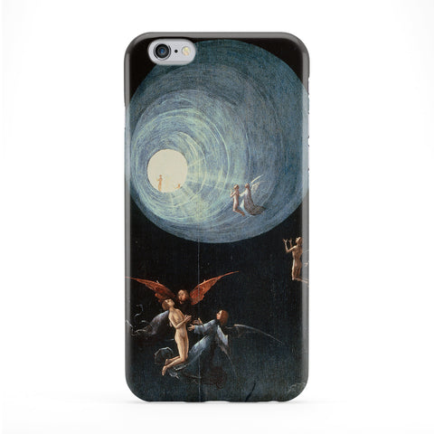 Hieronymus Bosch 013 by Hieronymus Bosch Phone Case by Painting Masterpieces