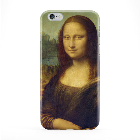Mona Lisa by Leonardo da Vinci Phone Case by Painting Masterpieces