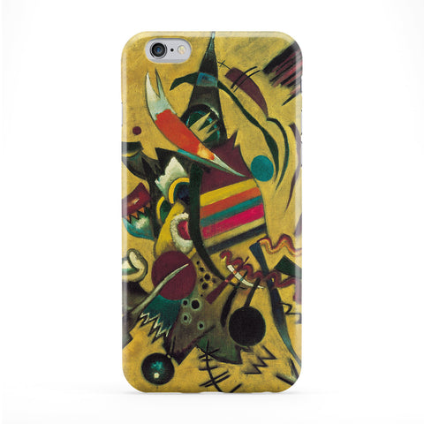 Points by Kandinsky Full Wrap Protective Phone Case by Painting Masterpieces