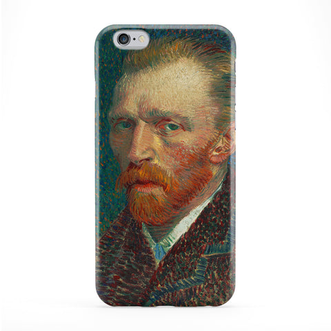 Self-Portrait 2 by Van Gogh Full Wrap Protective Phone Case by Painting Masterpieces
