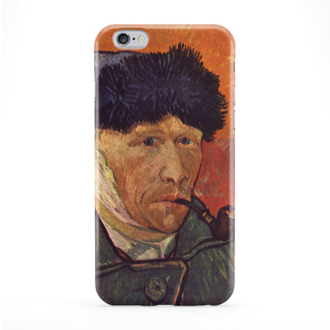 Self-Portrait 4 by Van Gogh Full Wrap Protective Phone Case by Painting Masterpieces