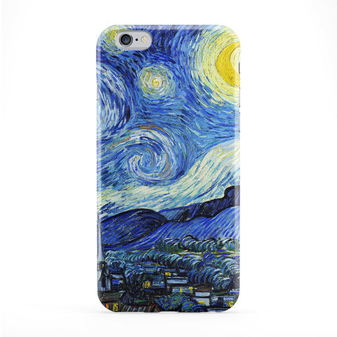 Starry Night 2 by Van Gogh Phone Case by Painting Masterpieces