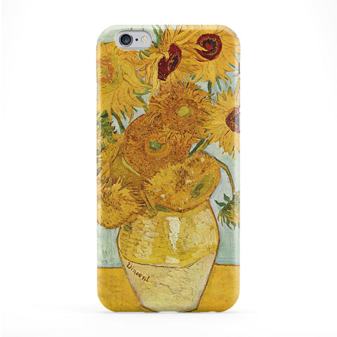 sunflowers by Van Gogh Phone Case by Painting Masterpieces