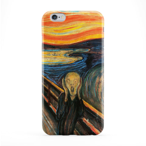 The Scream by Edvard Munch Phone Case by Painting Masterpieces