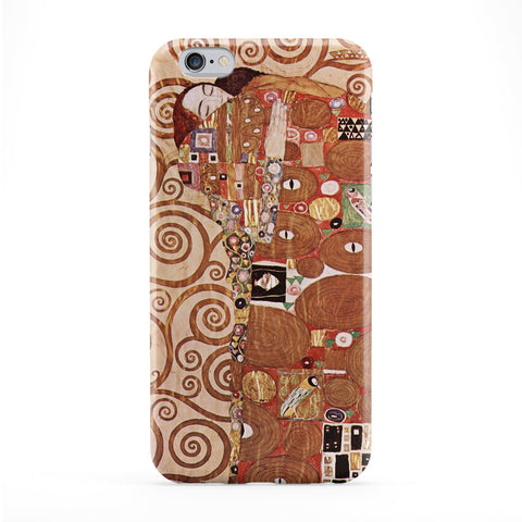 Tree of Life 2 by Gustav Klimt Phone Case by Painting Masterpieces