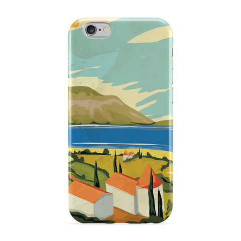 Italy Phone Case by Nick Greenaway