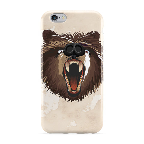 Warewolf Full Wrap Protective Phone Case by Nick Greenaway
