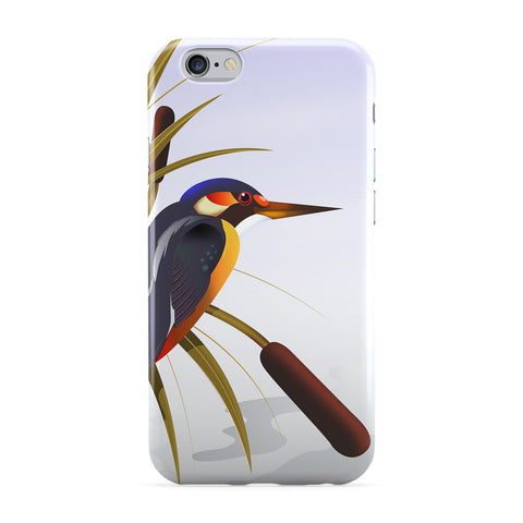 Kingfisher Phone Case by Nick Greenaway