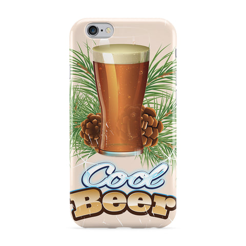 Cool Beer Commercial Full Wrap Protective Phone Case by Nick Greenaway