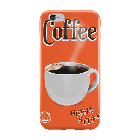 Coffee Commercial Full Wrap Protective Phone Case by Nick Greenaway