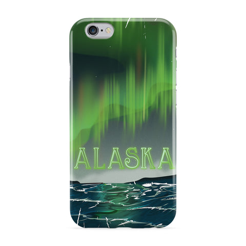 Alaska Phone Case by Nick Greenaway