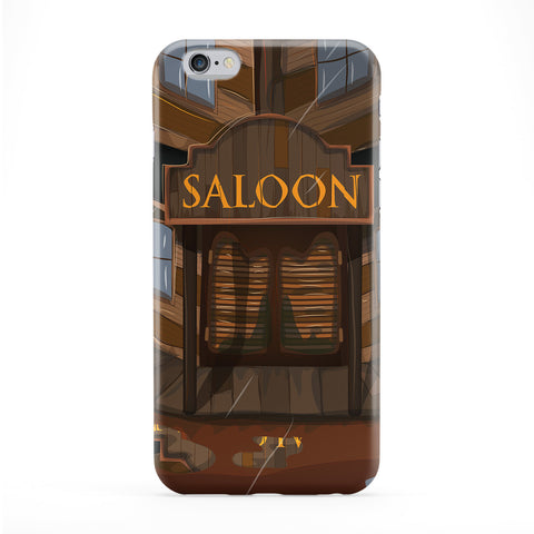 Wild West Saloon Phone Case by Nick Greenaway