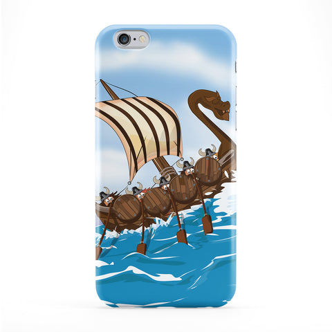 Viking Skip Phone Case by Nick Greenaway