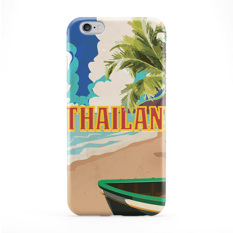 Thailand Full Wrap Protective Phone Case by Nick Greenaway
