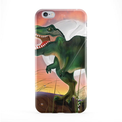 T-Rex Phone Case by Nick Greenaway