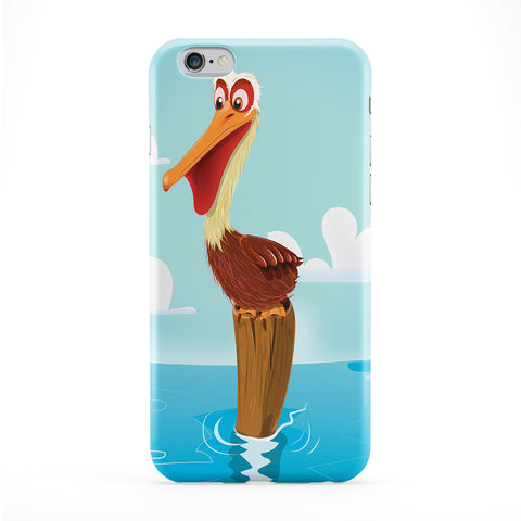 Pelican Phone Case by Nick Greenaway