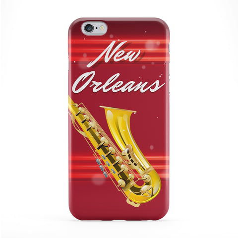 New Orleans-01 Phone Case by Nick Greenaway