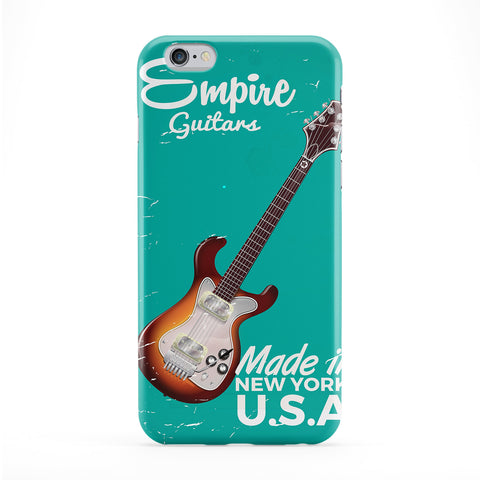 Electronic Guitar commercial Full Wrap Protective Phone Case by Nick Greenaway
