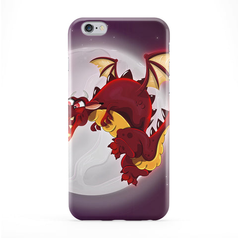 Dragon Full Wrap Protective Phone Case by Nick Greenaway
