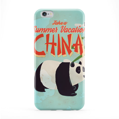 China Panda Phone Case by Nick Greenaway