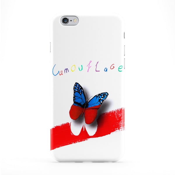 Camouflage Phone Case by Ramon Bruin