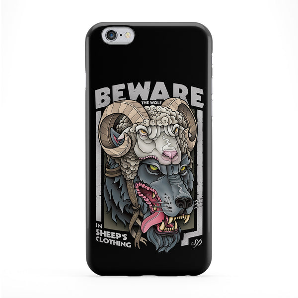 Beware Phone Case by Sam Phillips