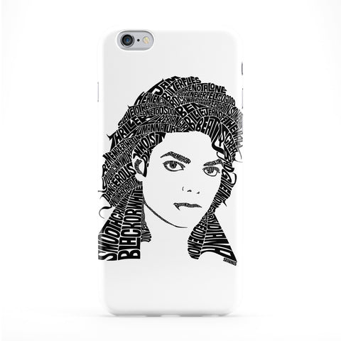 Michael Jackson Phone Case by Sean Williams